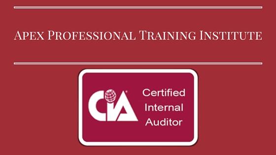 CIA course in Dubai & Abu Dhabi
