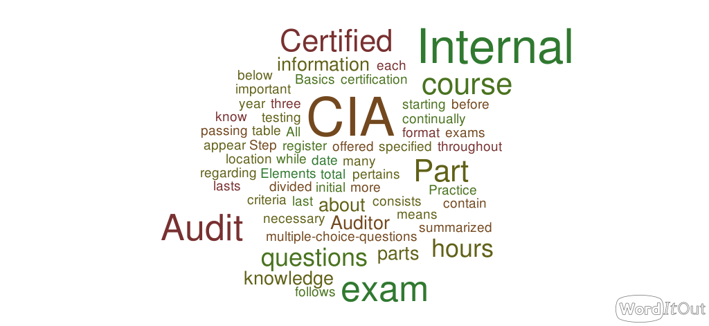 Step By Step Guide: How to Become Certified Internal Auditor