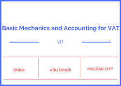 Basic Mechanics and Accounting for VAT