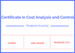 Certificate in Cost Analysis and Control
