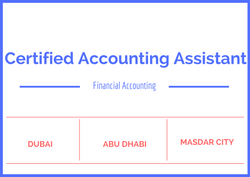 Certified Accounting Assistant
