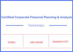 Certified Corporate Financial Planning & Analysis